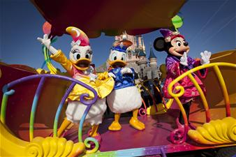 Disneyland® Paris - Standard Ticket