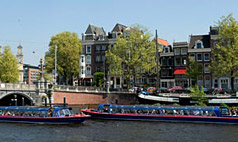 City Canal Cruise & Rijksmuseum