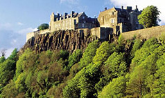 Stirling Castle and Loch Lomond Small Group Day Trip from Edinburgh