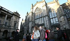 Edinburgh Secrets Of The Royal Mile Afternoon Walking Tour