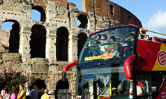 Hop-on Hop-off Rome - 2 Day Pass
