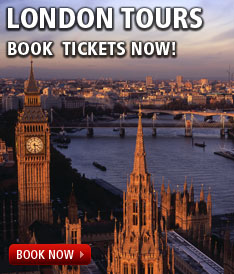 LONDON OPEN TOP BUS TOURS LONDON
