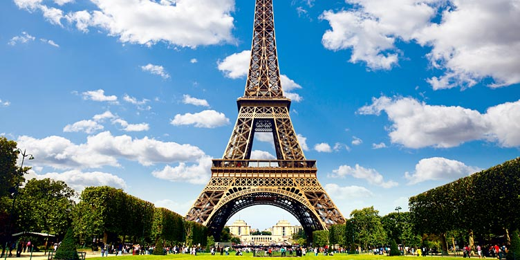 Paris – Eiffel Tower