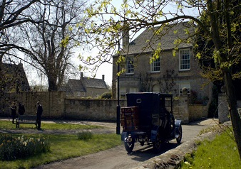 Downton Country Location Tour