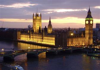 London by Night Open Top Bus Tour - 7pm Tour