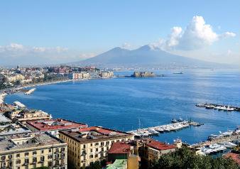 Naples, Pompeii & Capri Tours