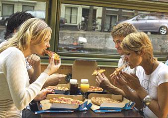 Lunch & Dinner Cruises