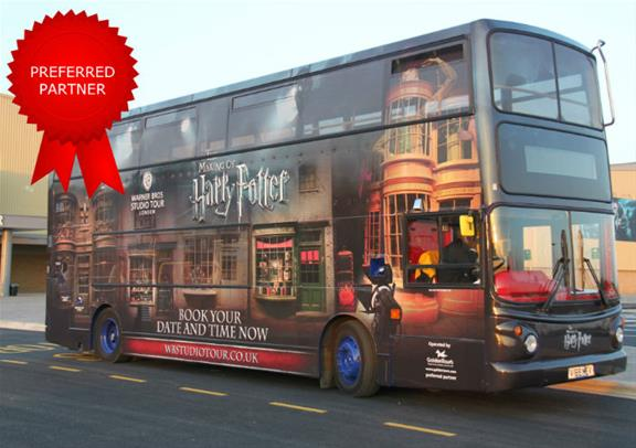 Transportation To Warner Bros Harry Potter Studio Tour London