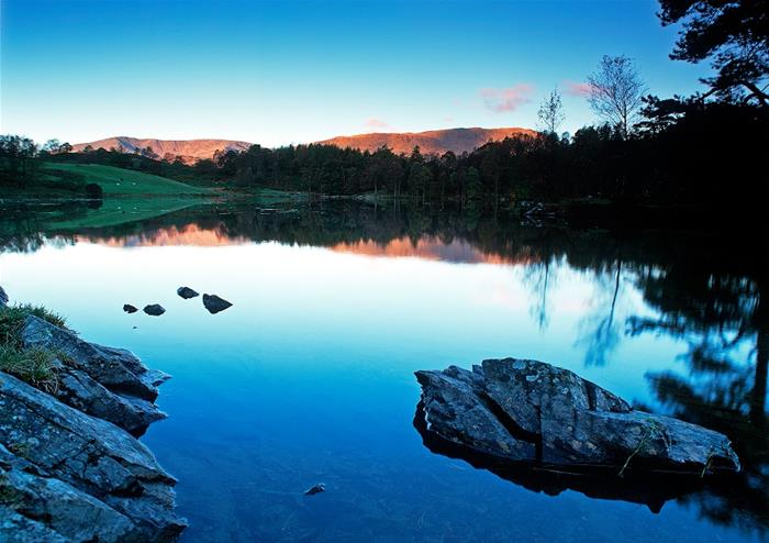 Tarn Hows by Ben Barden