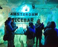 Amsterdam ICE Bar – Fast Track