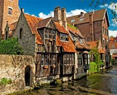 Full Day Escorted Tour to Bruges
