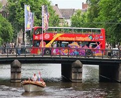 Amsterdam Hop On Hop Off 48 Hours - Bus and Boat