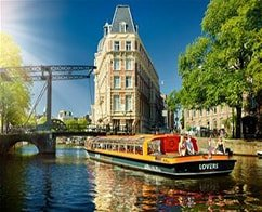 Amsterdam 1 Hour Canal Cruise