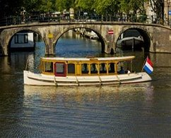 Amsterdam Luxury Salon boat Cruise