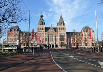 Amsterdam Guided Walking Tour