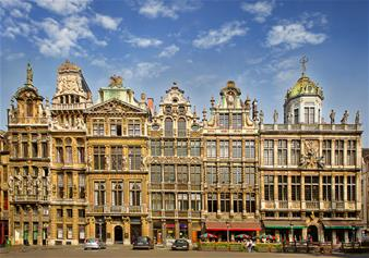 Full Day Escorted Tour to Brussels & Antwerp