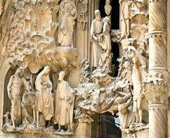 Fast Track Guided Tour to Sagrada Familia