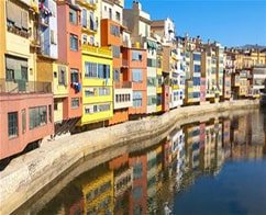 Full Day Guided Tour to Girona & Figueres and Dali Museum