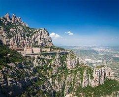 Montserrat Afternoon Tour with Cog Wheel Train Ride