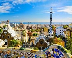 Skip the Line: Park Guell Guided Walking Tour