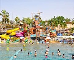 Wild Wadi Water Theme Park with Transfer