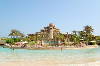 Atlantis Aqua Park and Lost Chamber Dubai: Entrance Tickets