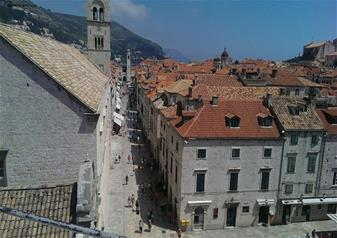 Guided Walking tour from Dubrovnik City Walls