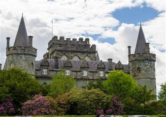 Day Tour to The West Highland Experience from Edinburgh