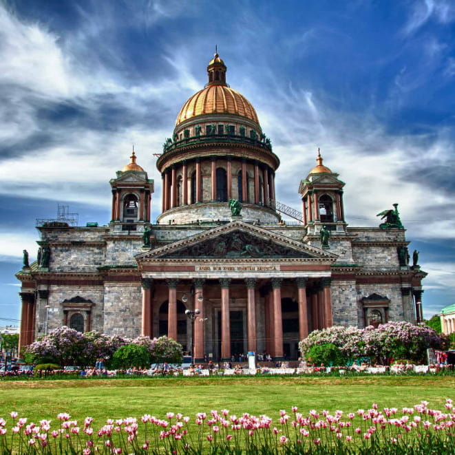Tours and things to do in St.Petersburg