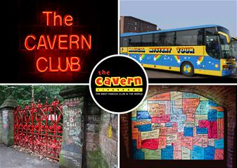 The Beatles & Liverpool – Magical Mystery Tour, Beatles Story Museum & Cavern Club