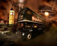 The Ghost Bus Tours - London with Free Guide Book