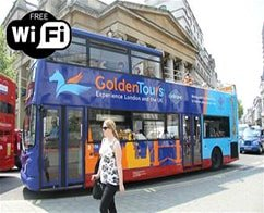 Hop On Hop Off London Bus Tour – 48hrs Ticket