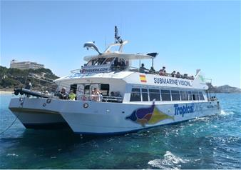 Dragonera Island Cruise Tour