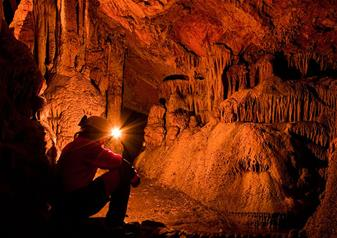 Caving Experience in Mallorca