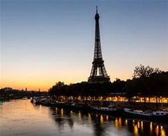 Seine Cruise and Moulin Rouge Show