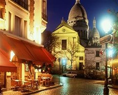 Paris by Night City Tour and Moulin Rouge Show