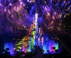 Disneyland® Paris: 1 Day 2 Parks Ticket