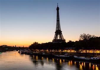 Paris by Night City Tour