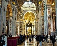 Morning Vatican Museums, Sistine Chapel & St. Peter's Basilica