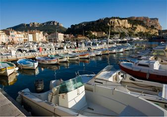 Tour of Cassis and Marseille from Aix-En-Provence
