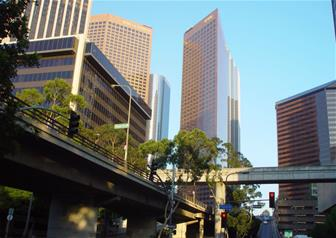 Grand City Tour of Los Angeles, Hollywood and Farmers Market from Anaheim