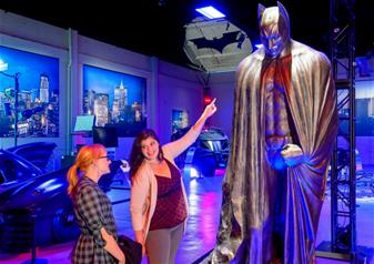 Warner Bros. Studio Tour from Anaheim