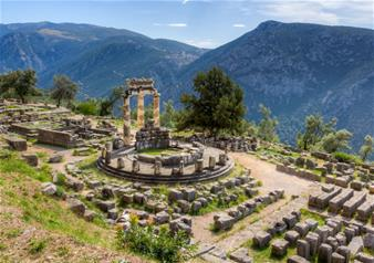 Private Full-Day Trip to Delphi