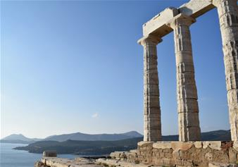Private half-day tour of Sounio and Temple of Poseidon