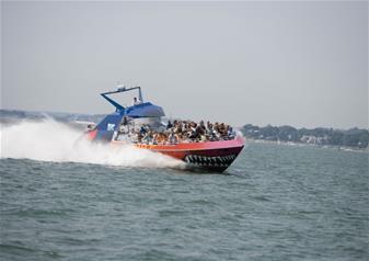 Codzilla - Thriller Boat Ride in Boston