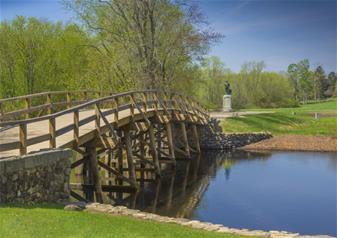 Cambridge, Lexington and Concord Half Day Tour from Boston