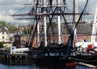USS Constitution Cruise Tour in Boston