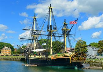 The Witch City Tour of Salem and Marblehead from Boston