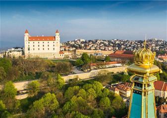 Private Grand City Tour of Bratislava