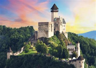 Romantic Tour to Bojnice Castle & Trencin from Bratislava